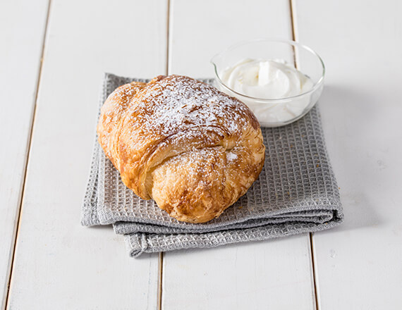 מאפה חמאה במילוי גבינה